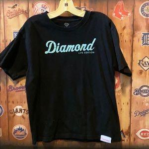 Diamond skate tee Tilleys boys M (8-10)